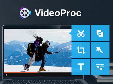 VideoProc: Lifetime Family License