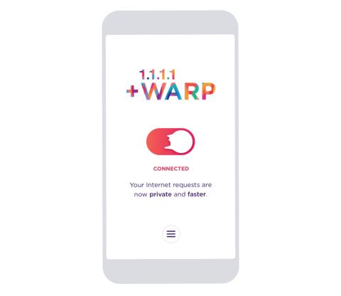 warp Cloudflare VPN
