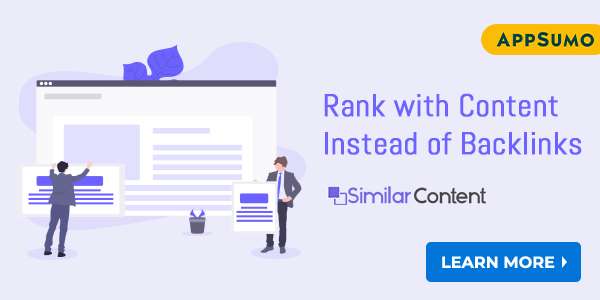$79 Lifetime access to SimilarContent